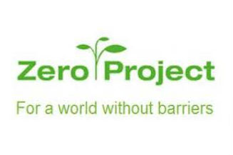 Image of the logo of Zero Project